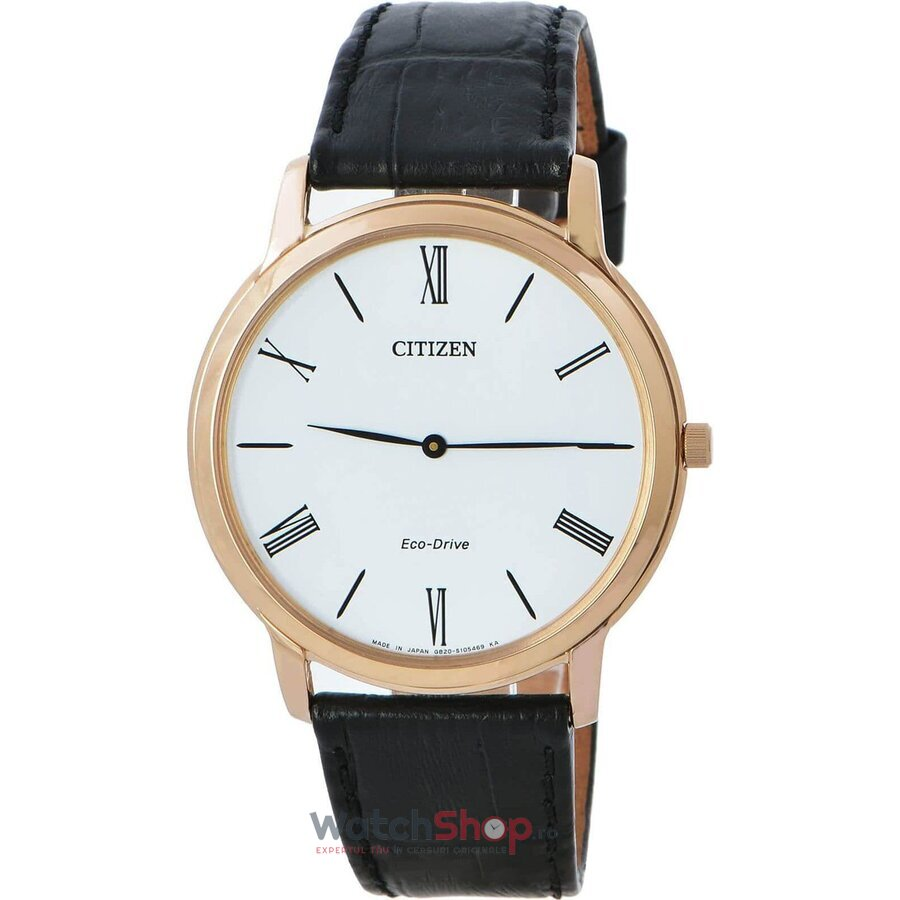 Ceas Citizen Stiletto AR1113-12B Eco Drive barbatesc de mana