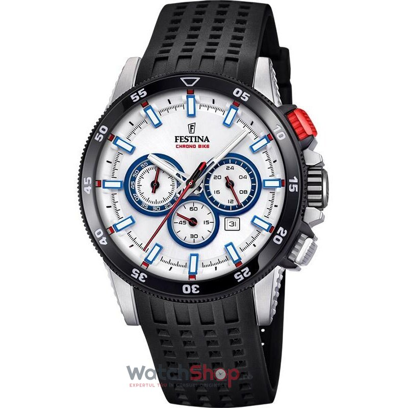 Ceas Festina CHRONO BIKE F20353/1 original barbatesc