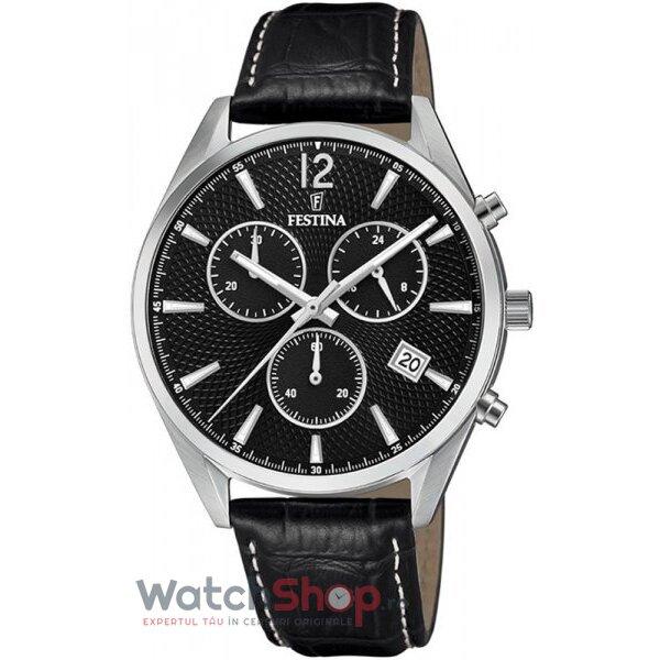 Ceas Festina Classic F6860/8 Cronograf original barbatesc