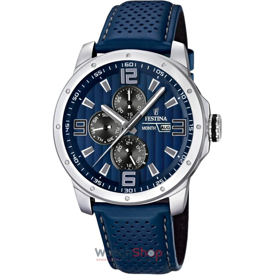 Ceas Festina F16585/3 Multi-function original barbatesc