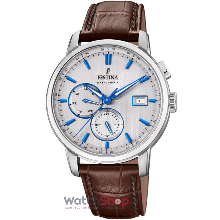 Ceas Festina MULTIFUNCTION F20280/2 original barbatesc