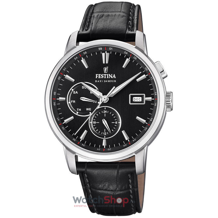 Ceas Festina MULTIFUNCTION F20280/4 original barbatesc