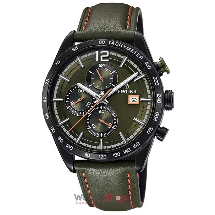 Ceas Festina Race F20344/6 Cronograf original barbatesc