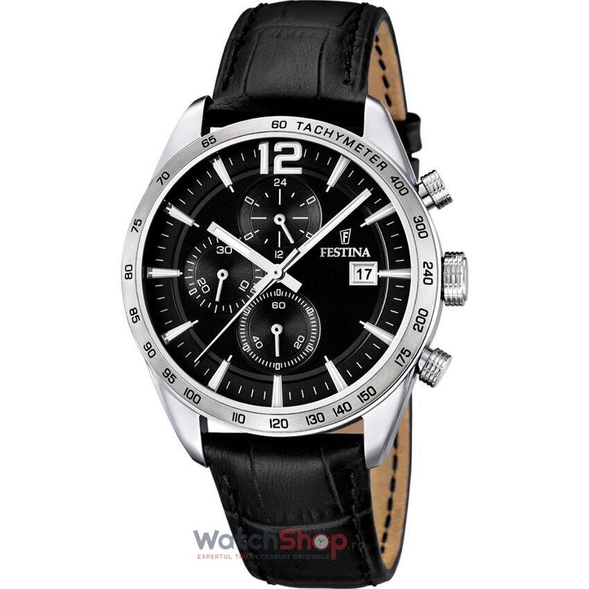 Ceas Festina SPORT F16760/4 Cronograf original barbatesc