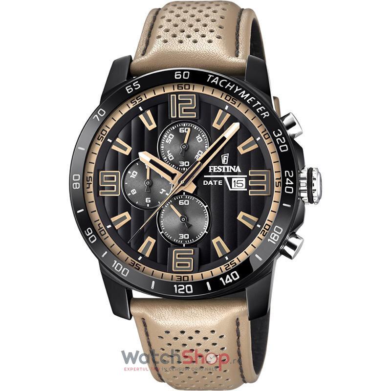 Ceas Festina SPORT F20339/1 Cronograf original barbatesc