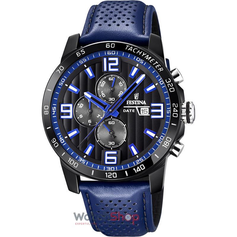 Ceas Festina SPORT F20339/4 Cronograf original barbatesc