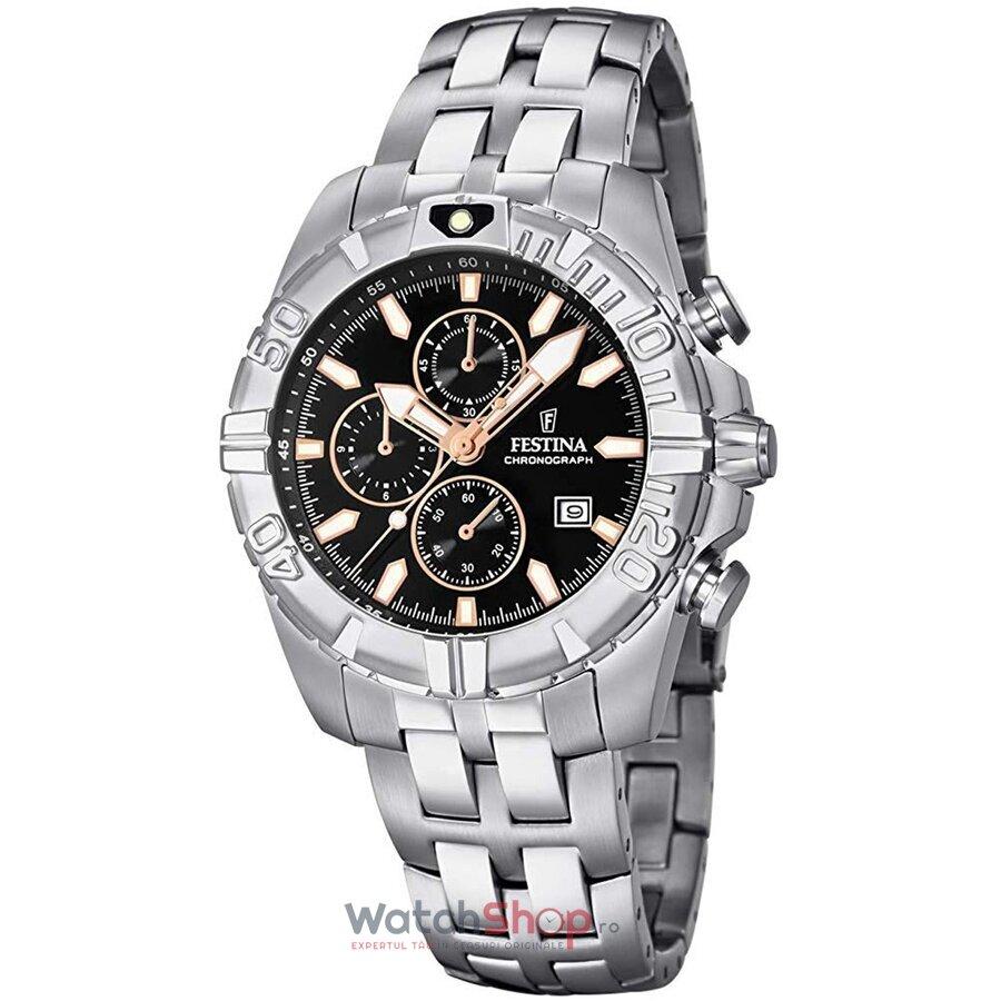 Ceas Festina Sport F20355/6 Cronograf original barbatesc