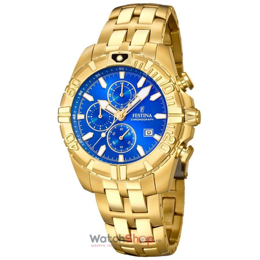 Ceas Festina Sport F20356/2 Cronograf barbatesc de mana