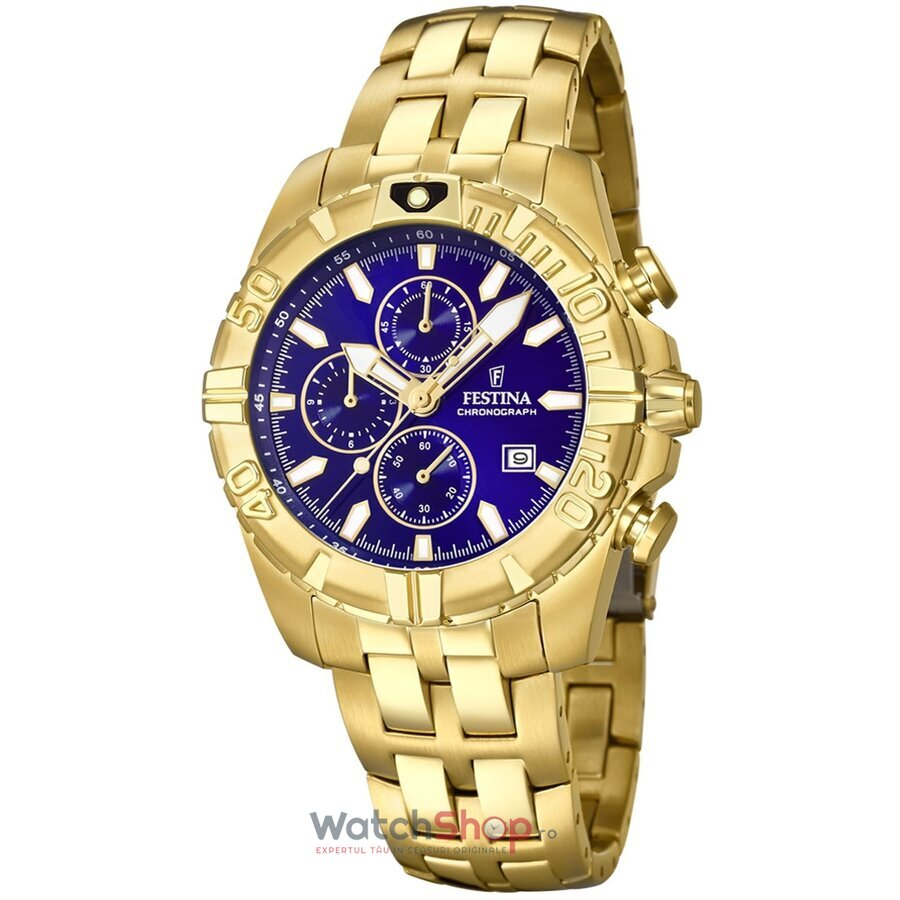 Ceas Festina Sport F20356/3 Cronograf barbatesc de mana