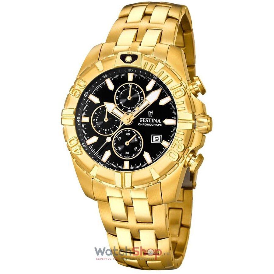 Ceas Festina Sport F20356/4 Cronograf barbatesc de mana