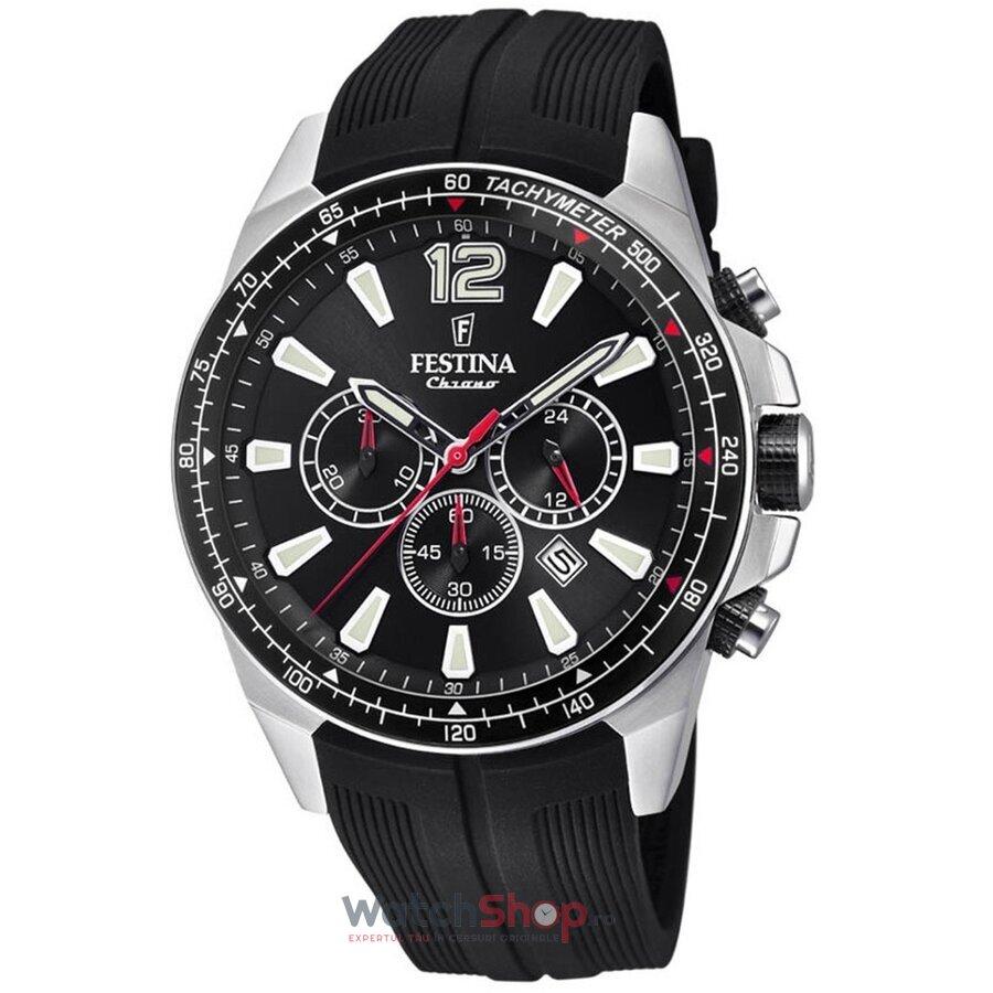 Ceas Festina Sport F20376/3 Cronograf original barbatesc
