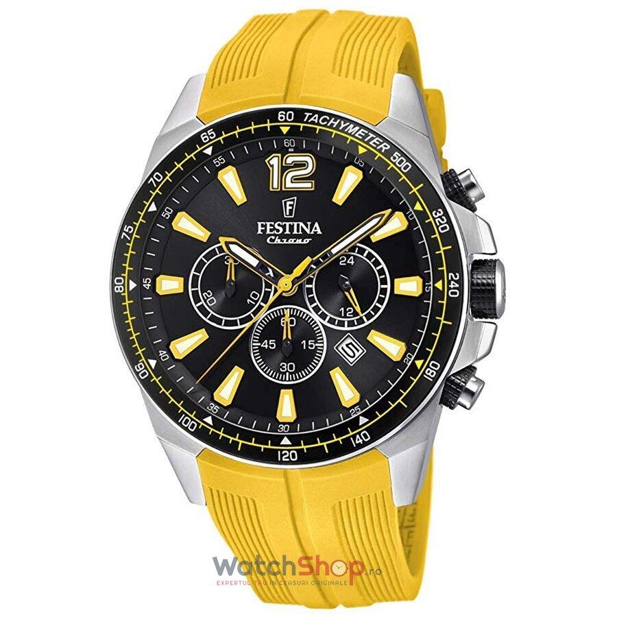 Ceas Festina Sport F20376/4 Cronograf original barbatesc