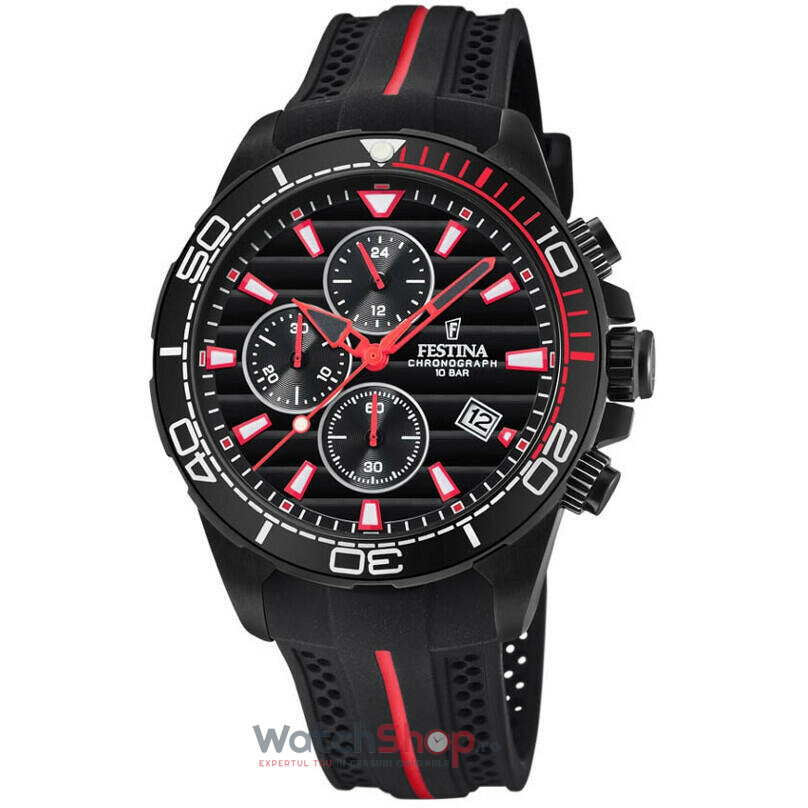 Ceas Festina THE ORIGINALS F20366/3 original barbatesc