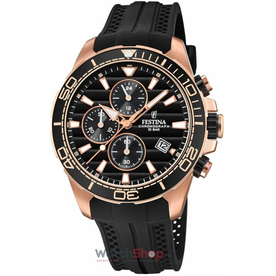 Ceas Festina THE ORIGINALS F20367/1 original barbatesc