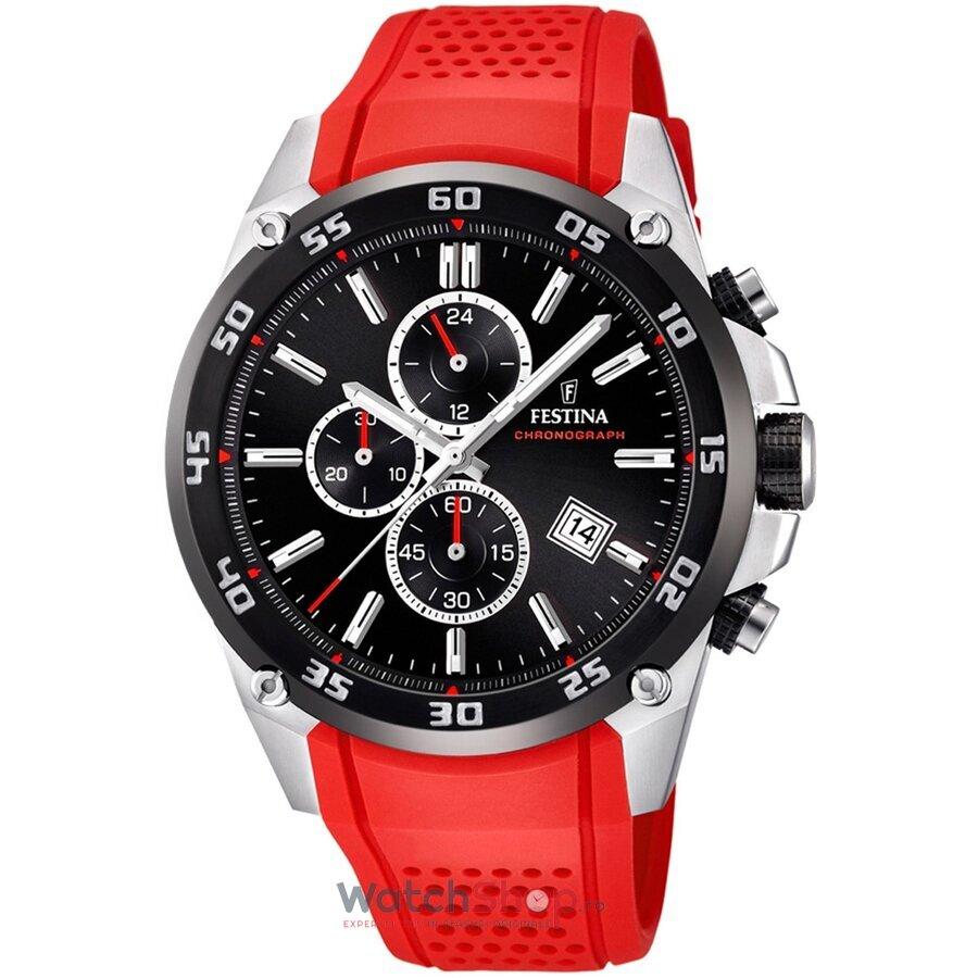 Ceas Festina XL Sport F20330/7 Cronograf original barbatesc
