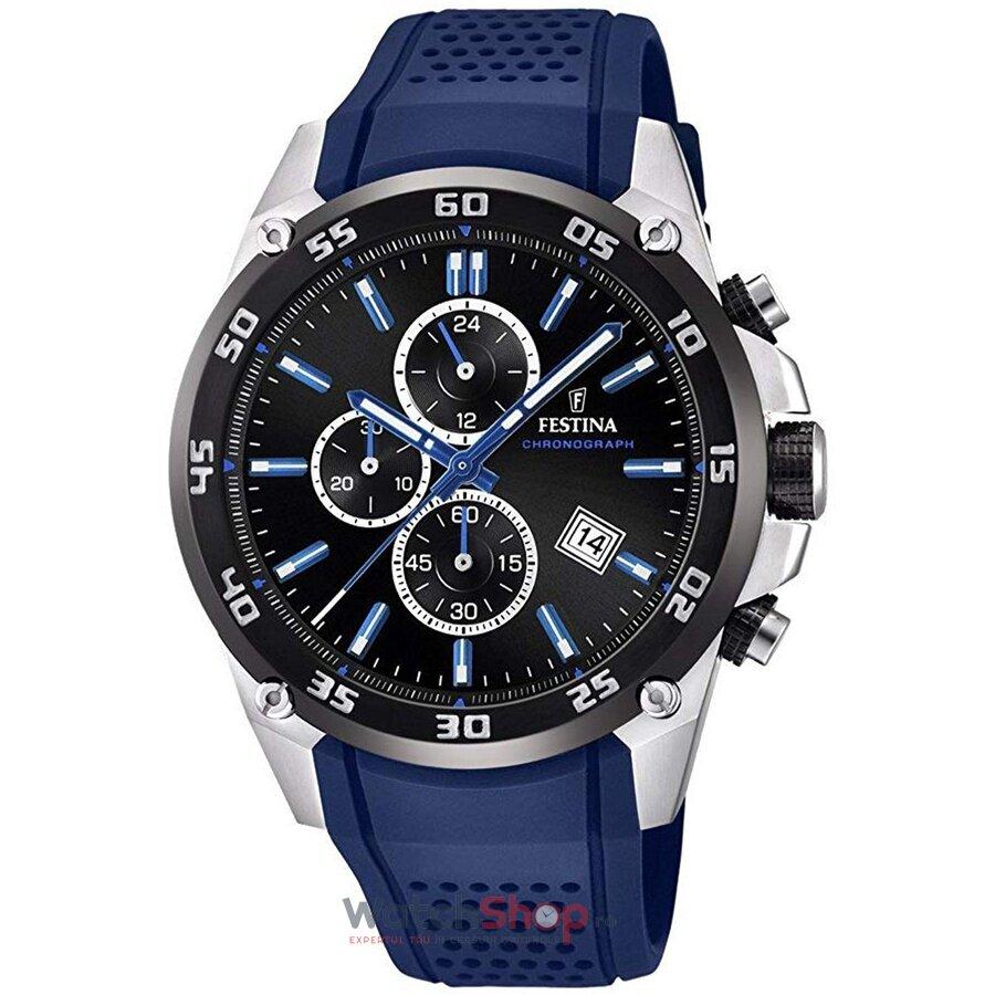 Ceas Festina XL Sport F20330/8 Cronograf original barbatesc