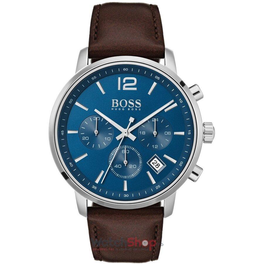 Ceas HugoBoss Attitude 1513606 Cronograf barbatesc de mana