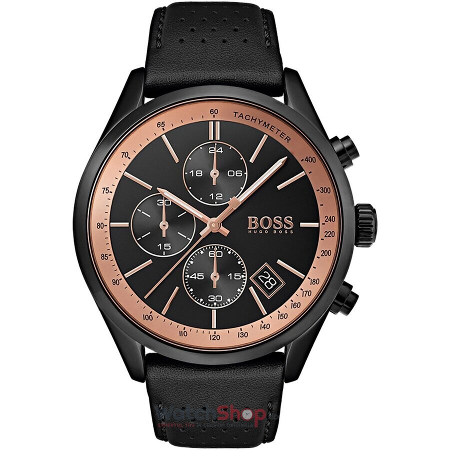 Ceas Hugo Boss Grand Prix 1513550 Cronograf original barbatesc