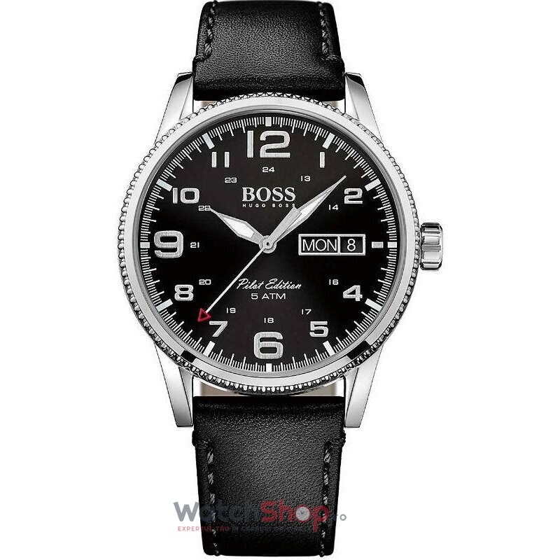 Ceas Hugo Boss PILOT 1513330 original barbatesc