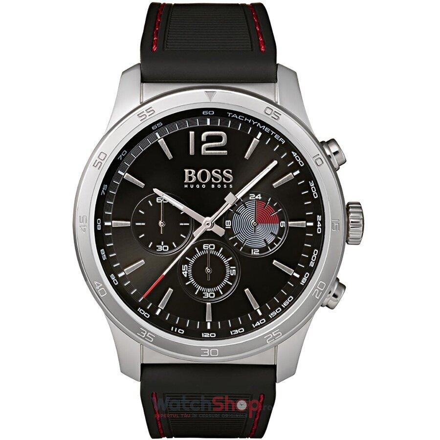 Ceas HugoBoss Professional 1513525 Cronograf barbatesc de mana