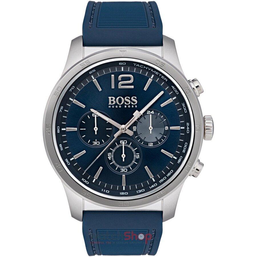 Ceas HugoBoss Professional 1513526 Cronograf barbatesc de mana