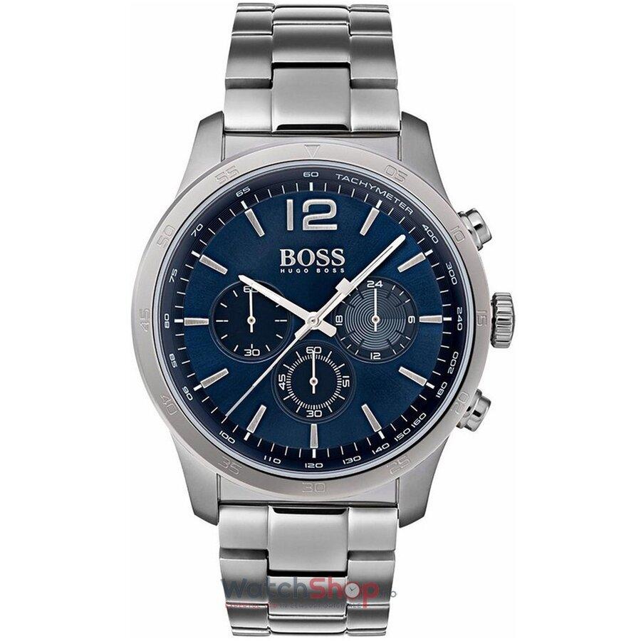 Ceas HugoBoss Professional 1513527 Cronograf barbatesc de mana