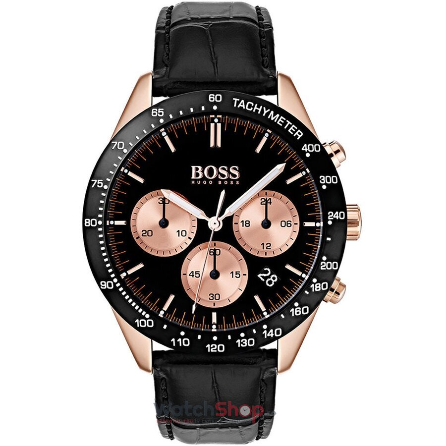 Ceas Hugo Boss Talent 1513580 Cronograf barbatesc de mana