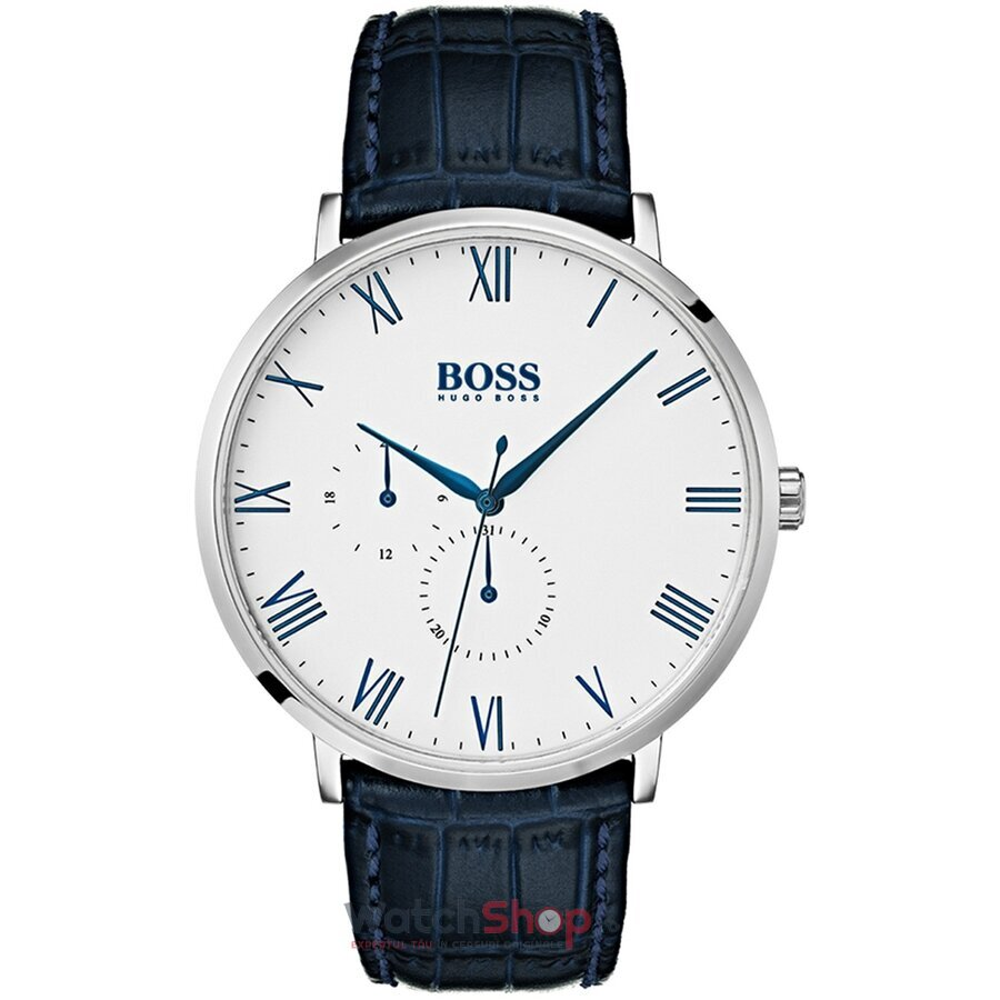 Ceas Hugo Boss William 1513618 barbatesc de mana