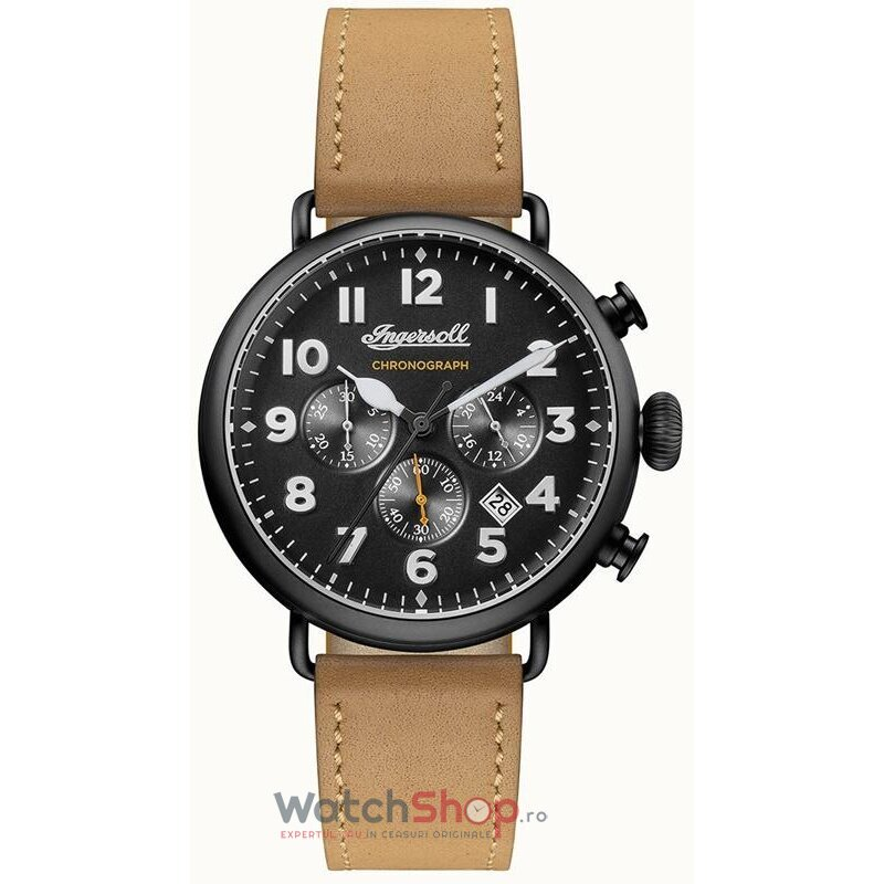Ceas Ingersoll THE TRENTON I03502 Cronograf original barbatesc