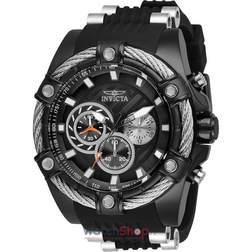 Ceas Invicta Bolt 28016 Cronograf barbatesc de mana