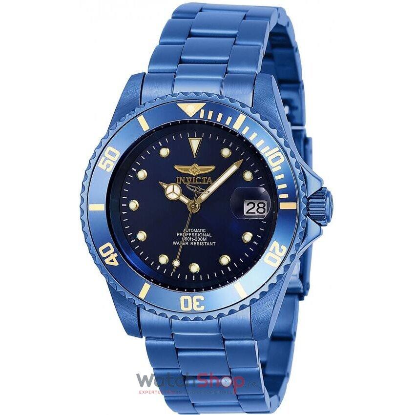 Ceas Invicta Pro Diver 27750 Automatic barbatesc de mana