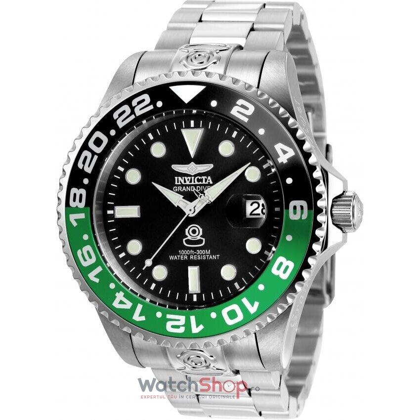 Ceas Invicta Pro Diver Grand Diver 21866 Automatic barbatesc de mana