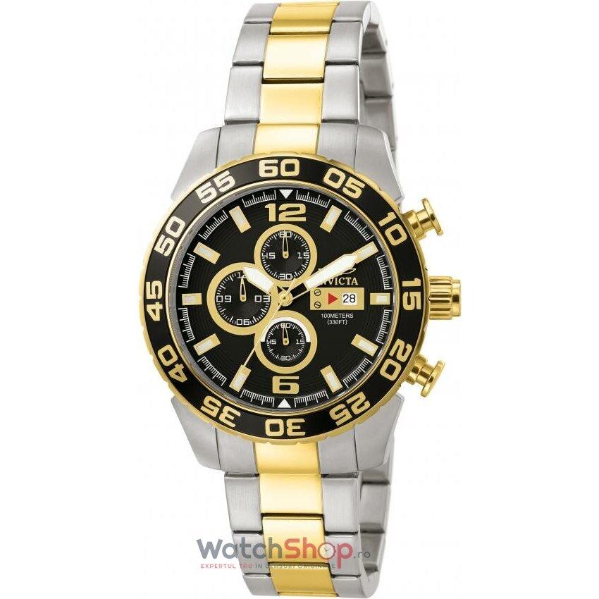 Ceas Invicta Specialty 1015 Cronograf barbatesc de mana