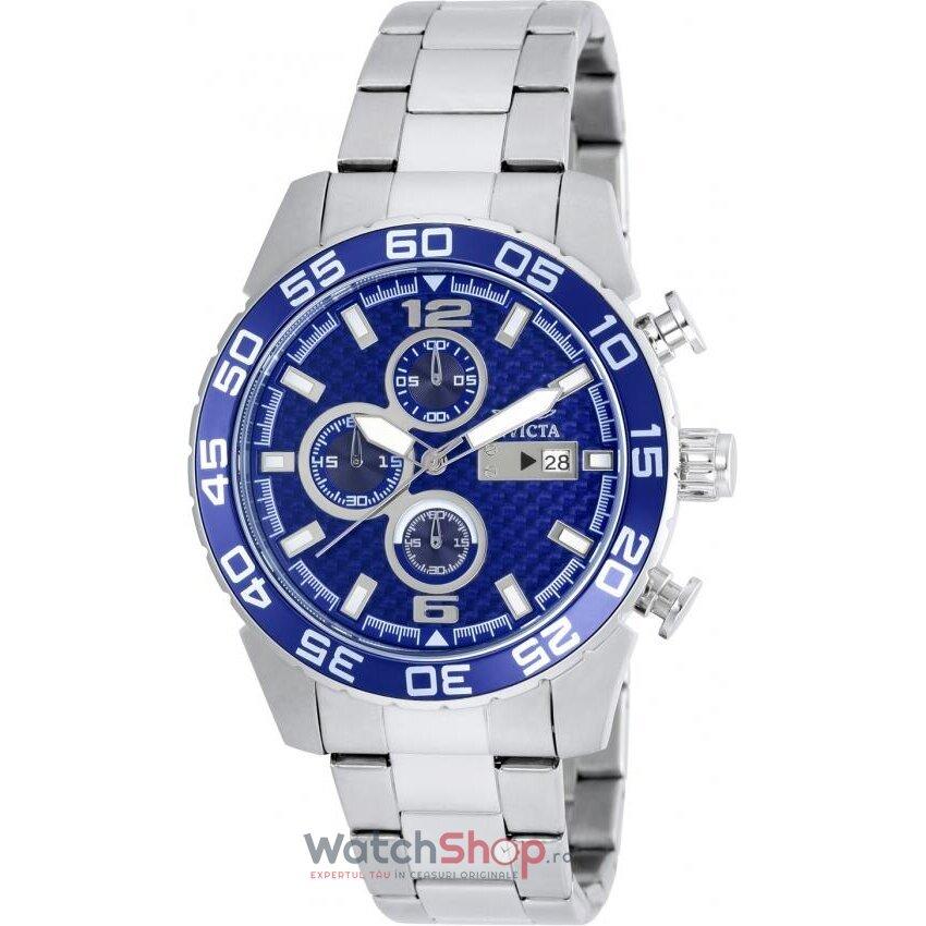 Ceas Invicta Specialty 21376 Cronograf original barbatesc