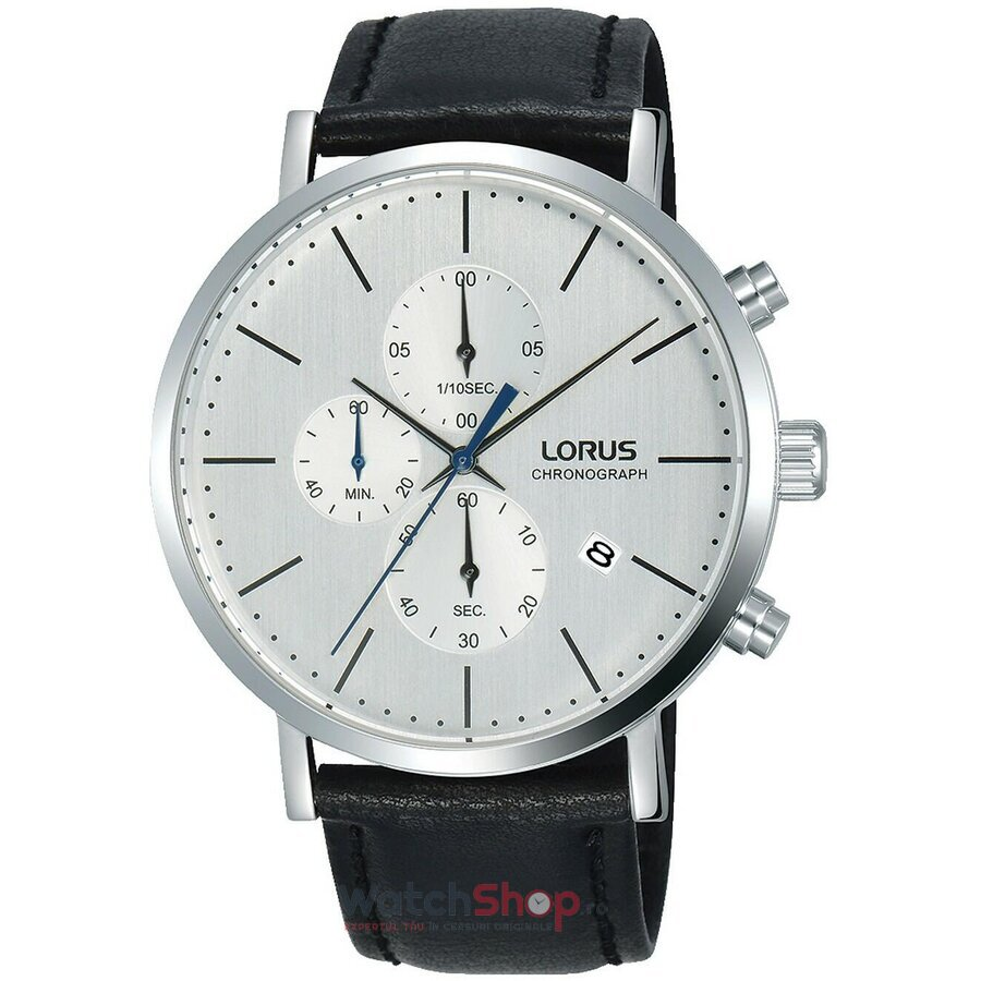 Ceas Lorus by Seiko Dress RM327FX9 Cronograf original barbatesc