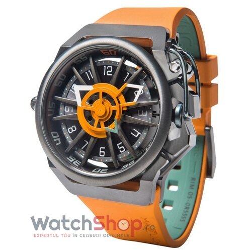 Ceas MAZZUCATO RIM 05-OR5555 Cronograf Automatic barbatesc de mana