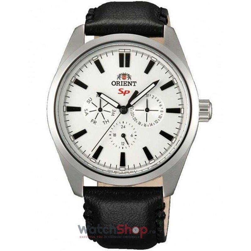 Ceas Orient CLASSIC DESIGN FUX00007W0 original barbatesc