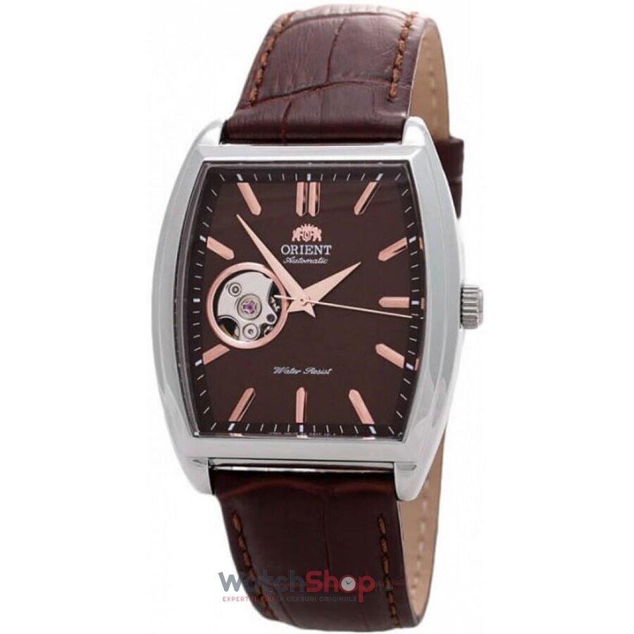 Ceas Orient OPEN HEART FDBAF003T Automatic original barbatesc
