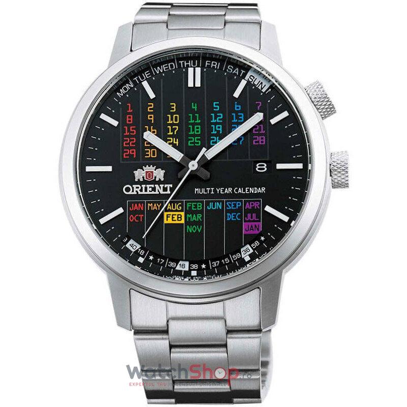 Ceas Orient SPORTY FER2L003B0 Multi-Year Calendar Automatic original barbatesc