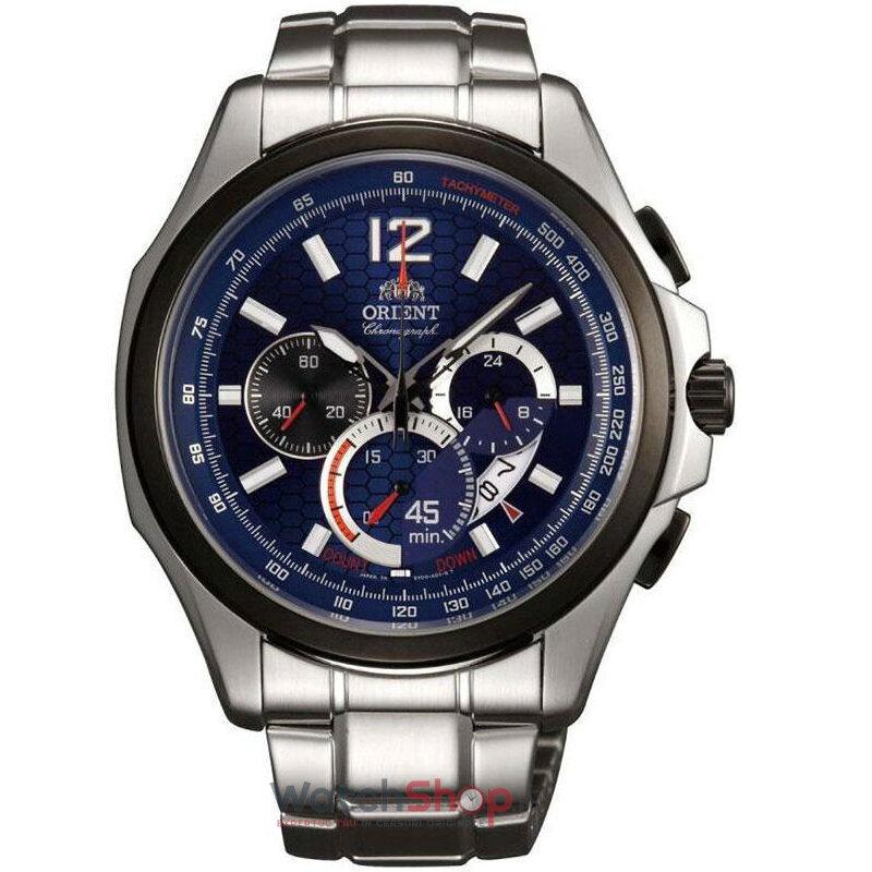 Ceas Orient SPORTY QUARTZ FSY00002D Cronograf barbatesc de mana