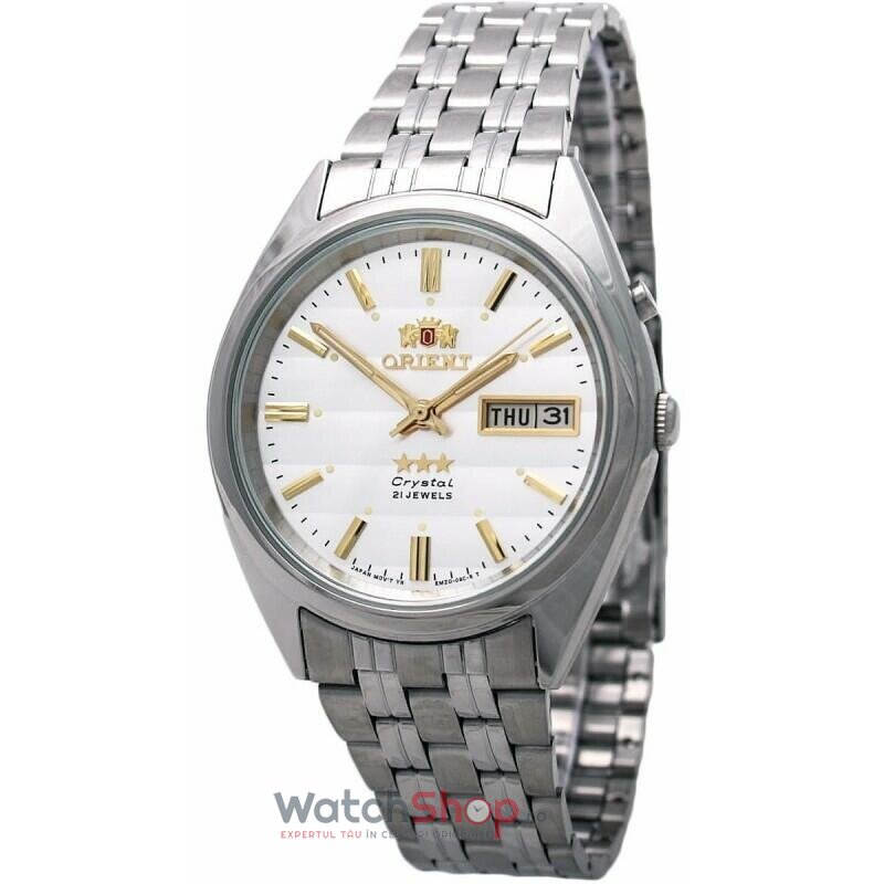 Ceas Orient Three Star FAB0000DW Automatic original barbatesc