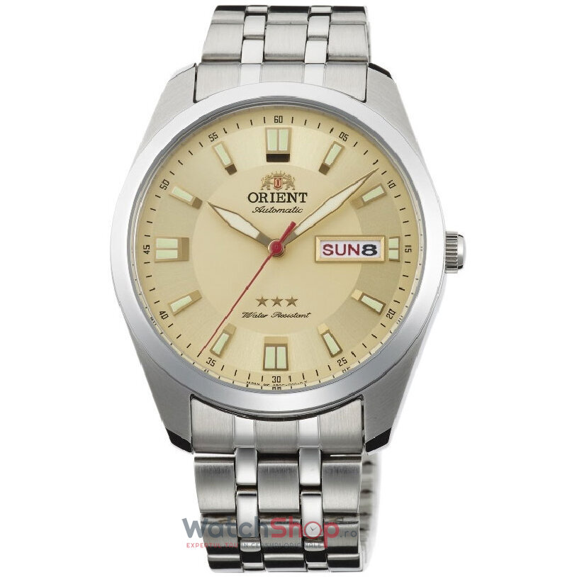 Ceas Orient Three Star RA-AB0018G19B Automatic original barbatesc
