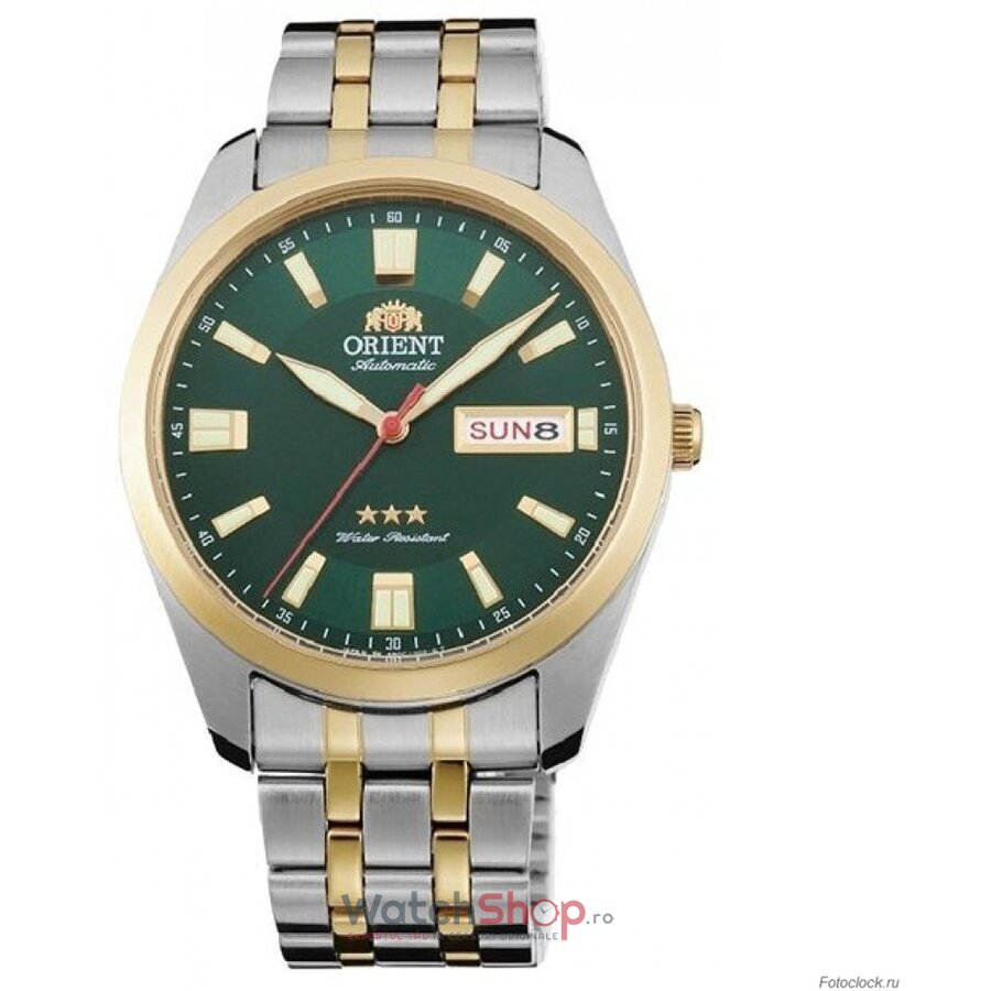 Ceas Orient Three Star RA-AB0026E19B Automatic original barbatesc