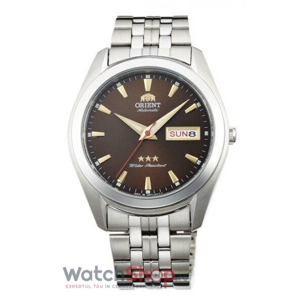 Ceas Orient Three Star RA-AB0034Y19B Automatic original barbatesc