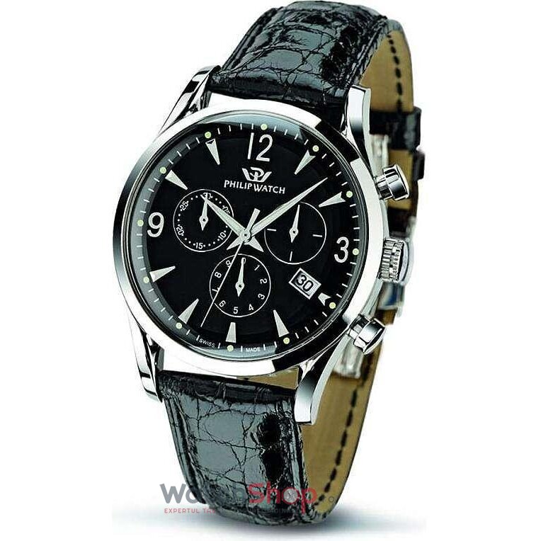 Ceas Philip Watch SUNRAY R8271908001 barbatesc de mana