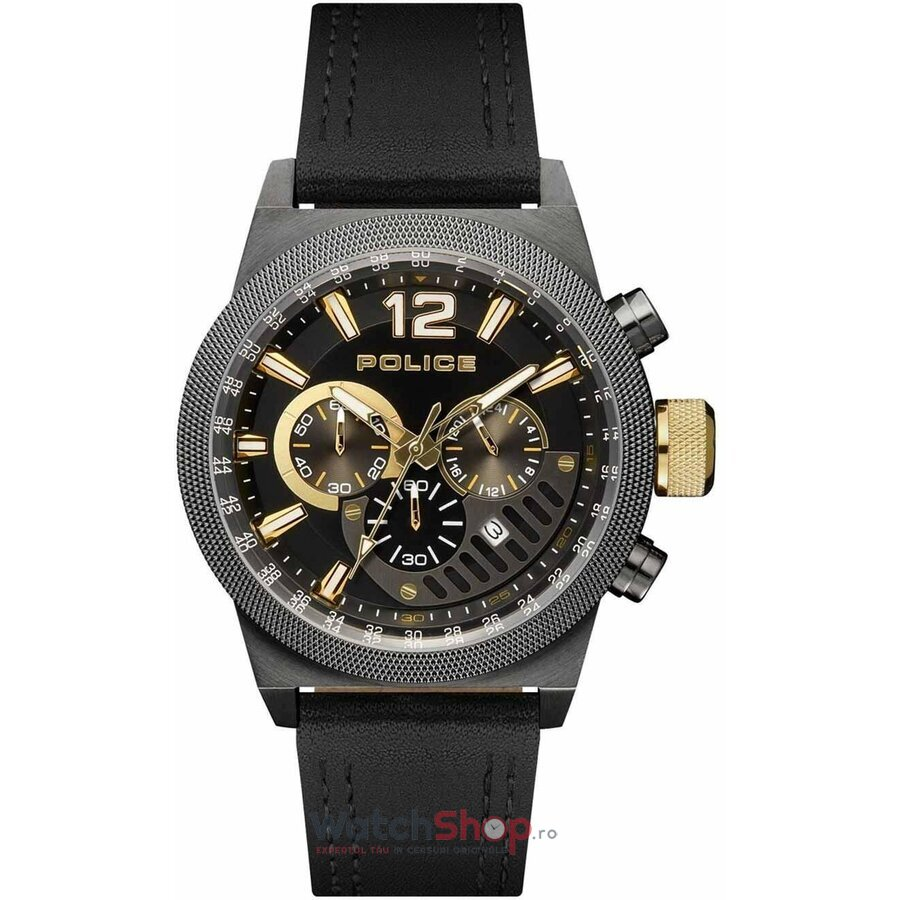 Ceas Police Ladbroke PL15529JSU.02 Cronograf original barbatesc