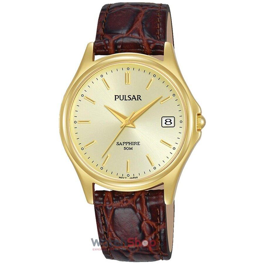 Ceas Pulsar Regular PXHA74X1 Sapphire original barbatesc