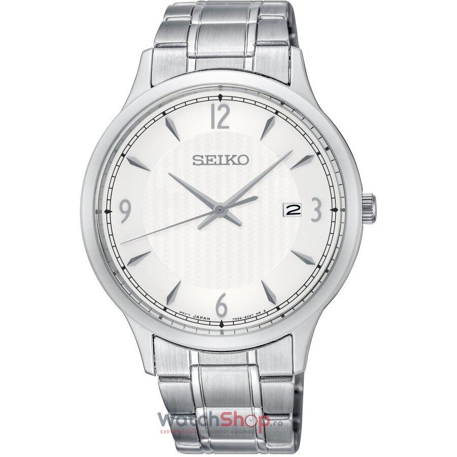 Ceas Seiko Classic SGEH79P1 barbatesc de mana