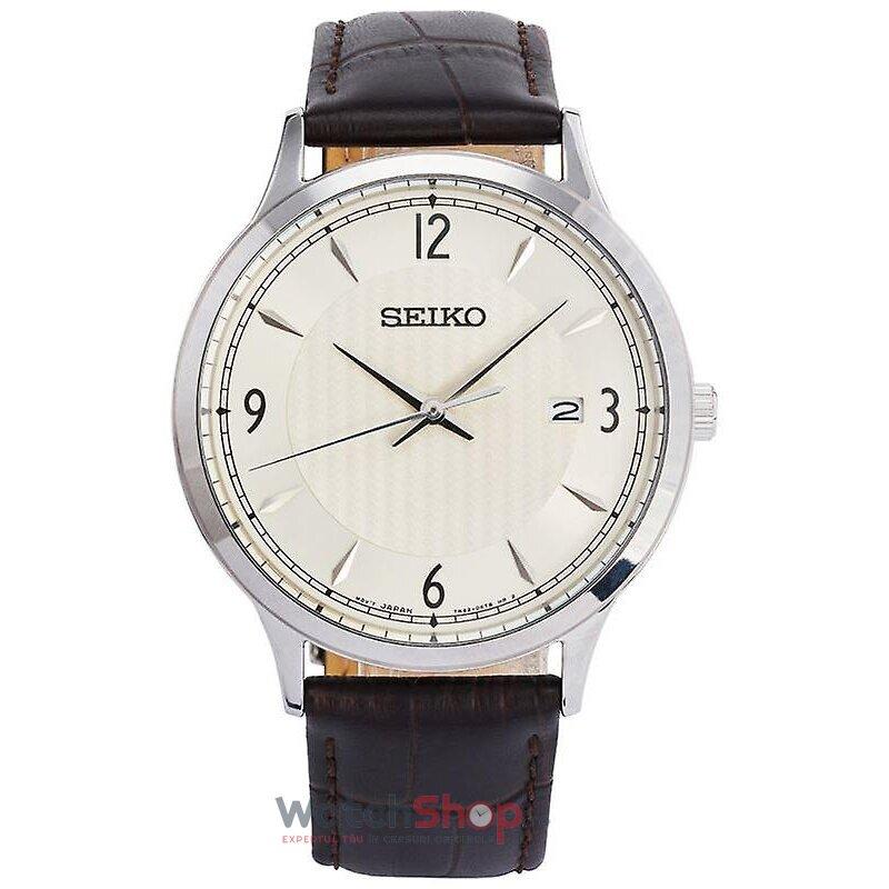 Ceas Seiko Classic SGEH83P1 original barbatesc