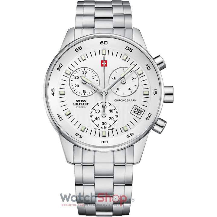 Ceas Swiss Military by CHRONO SM30052.02 barbatesc de mana